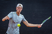 Rotterdam, Netherlands, August21, 2017, Rotterdam Open, Gijs Brouwer (NED)<br /> Photo: Tennisimages/Henk Koster