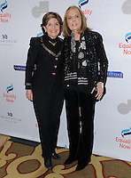 "05 December 2016 - Beverly Hills, California. Gloria Allred, Gloria Steinem.   Equality Now's 3rd Annual ""Make Equality Reality"" Gala  held at Montage Beverly Hills. Photo Credit: Birdie Thompson/AdMedia"