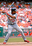 5 August 2007: St. Louis Cardinals outfielder Juan Encarnacion in action against the Washington Nationals at RFK Stadium in Washington, DC. The Nationals defeated the Cardinals 6-3 to sweep their 3-game series...Mandatory Photo Credit: Ed Wolfstein Photo