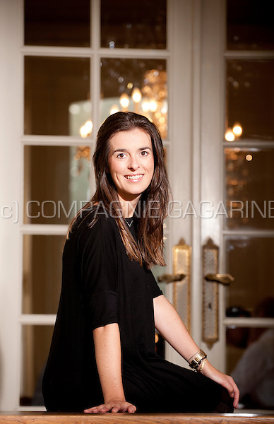 Stefanie Houben, account manager at the Impuls communication company (Belgium, 09/10/2015)