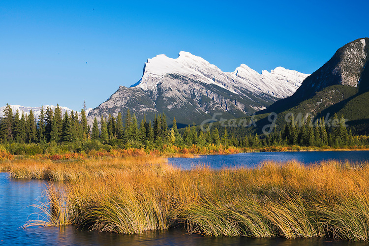 Vacation paradise in the Canadian Rockies