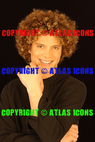 Justin Guarini - American Idol Runner Up 2002, Studio Photo Session