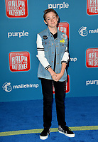 "LOS ANGELES, CA. November 05, 2018: Dakota Lotus at the world premiere of ""Ralph Breaks The Internet"" at the El Capitan Theatre.<br /> Picture: Paul Smith/Featureflash"