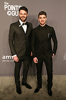 06 February 2019 - New York, NY - Alex Pall, Andrew Taggart. 21st Annual amfAR Gala New York benefit for AIDS research during New York Fashion Week held at Cipriani Wall Street. Photo Credit: Debby Wong/AdMedia