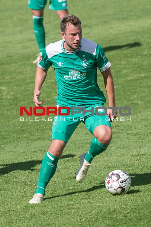 11.01.2019, Bidvest Stadion, Braampark, Johannesburg, RSA, FSP, SV Werder Bremen (GER) vs Bidvest Wits FC (ZA)<br /> <br /> im Bild / picture shows <br /> <br /> Philipp Bargfrede (Werder Bremen #44)<br /> <br /> Foto &copy; nordphoto / Kokenge