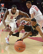 Vanderbilt at Arkansas men's basketball 2/10/2018