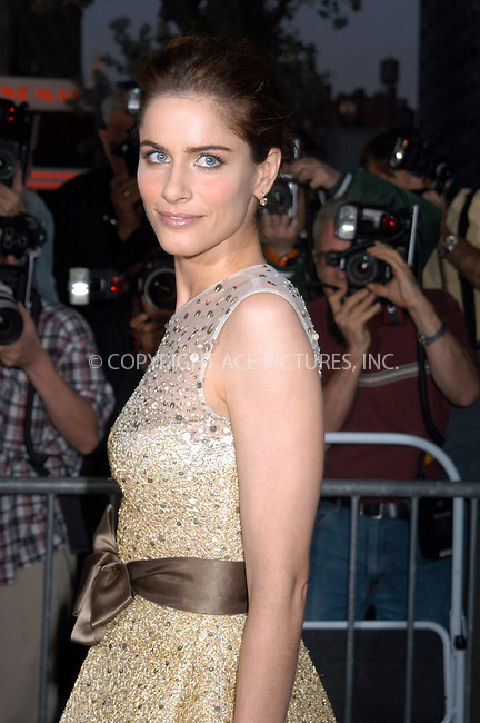 WWW.ACEPIXS.COM . . . . . ....NEW YORK, APRIL 18, 2005....Amanda Peet at the premiere of 'A Lot Like Love' at the Clearview Chelsea West. ....Please byline: KRISTIN CALLAHAN - ACE PICTURES.. . . . . . ..Ace Pictures, Inc:  ..Craig Ashby (212) 243-8787..e-mail: picturedesk@acepixs.com..web: http://www.acepixs.com