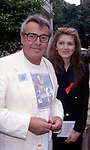 Milos Forman attends The Crystal Apple Awards on June 13, 1996 at Grace Mansion in New York City