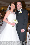 Brides Name: Maria Horgan<br /> Daughter of: Seamus Horgan<br /> And: Johanna Horgan<br /> Address: Tournafulla, Co. Limerick<br /> Grooms name: JonJo Sheedy<br /> Son of: John Sheedy<br /> And: Ann Sheedy<br /> Address: Newcastle West, Co. Limerick<br /> Who were married at 1pm<br /> On: 31/12/13<br /> In: St. Patrick's Church, Tournafulla<br /> By: Fr. William O'Gorman<br /> Best Man: Thom Ryan<br /> Groomsmen: Eamonn Dunne<br /> 1st Bridesmaid: Frances Horgan<br /> Other Bridesmaid: Marguerita Horgan<br /> Flowergirl: Ellie Casey<br /> Pageboys: Oisin and Colm Horgan<br /> Reception held at Devon Inn Hotel, Templeglantine<br /> Will reside at Tournafulla