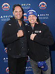 Delta Shuttle Fans to Citi Field on Mets-Branded Water Taxi for Game 3 with Comedian Jim Breuer & Mets Legend Mike Piazza From South Street Seaport