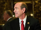 United States Representative Scott Garrett (Republican of New Jersey) is seen in the lobby of Trump Tower in New York, NY, USA on December 15, 2016<br /> Credit: Albin Lohr-Jones / Pool via CNP