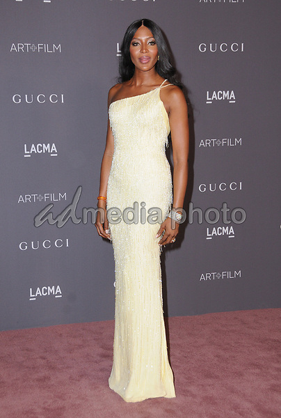 04 November  2017 - Los Angeles, California - Naomi Campbell. 2017 LACMA Art+Film Gala held at LACMA in Los Angeles. Photo Credit: Birdie Thompson/AdMedia