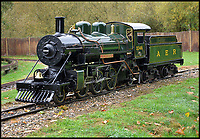 BNPS.co.uk (01202 558833)<br /> Pic:  BraybrookCollection/BNPS<br /> <br /> The 'Lord Braybrooke' <br /> <br /> A late aristocrat's prized collection of model trains has sold for £244,000.<br /> <br /> Lord Braybrooke set up a miniature garden railway 55 years ago in the grounds of his stately home at Audley End House in Saffron Walden, Essex.<br /> <br /> He died in 2017 and his family parted with nine of his locomotives to raise funds to improve the railway's facilities so it can keep running for future generations.