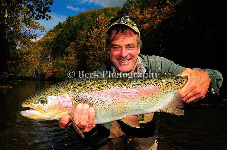 Mike Bryne fall rainbow