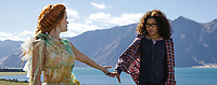 A Wrinkle in Time (2018) <br /> Reese Witherspoon &amp; Storm Reid<br /> *Filmstill - Editorial Use Only*<br /> CAP/KFS<br /> Image supplied by Capital Pictures
