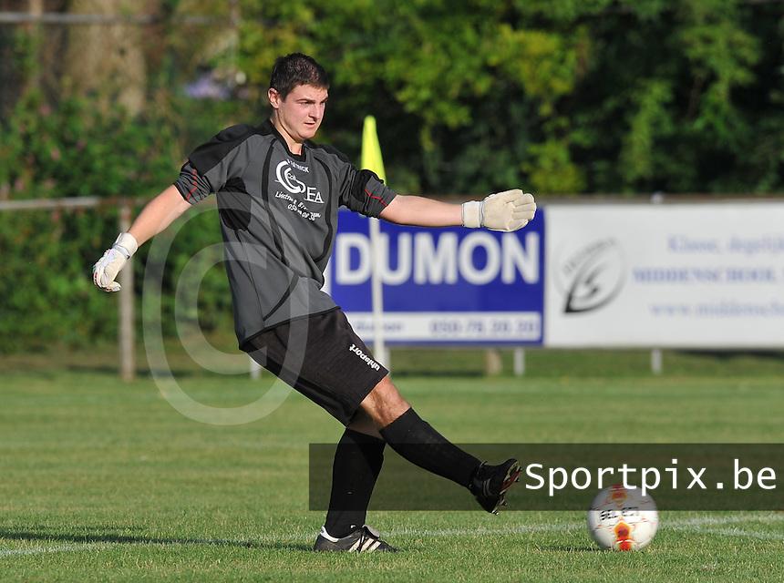SC Beernem : Nicolaas Vanpoucke.foto VDB / BART VANDENBROUCKE