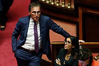 Francesco Boccia<br /> Rome September 10th 2019. Senate. Discussion and Trust vote at the new Government. <br /> Foto  Samantha Zucchi Insidefoto