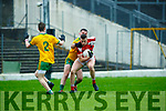 Shane Ryan Rathmore tries to turn DJ Murphy Gneeveguilla