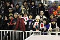 Japanese kids fans, FEBRUARY 2, 2012 - Football / Soccer : Charity match between FC Barcelona Femenino 1-1 INAC Kobe Leonessa at Mini Estadi stadium in Barcelona, Spain. (Photo by D.Nakashima/AFLO) [2336]
