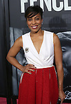 Karen Pittman attends the 'Fences' New York screening at Rose Theater, Jazz at Lincoln Center on December 19, 2016 in New York City.