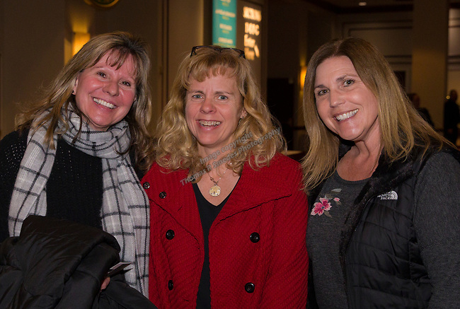 Elaine Janas, Karen Sikora and Vcki Kral at the IMomSoHard show on Saturday, March 3, 2018 at the Silver Legacy Resort Casino.