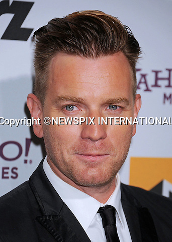 "EWAN MCGREGOR.attends the 15th Annual Hollywood Film Awards Gala Presented By Starz at the Beverly Hilton Hotel, Beverly Hills, Los Angeles_24/10/2011.Mandatory Photo Credit: ©Crosby/Newspix International. .**ALL FEES PAYABLE TO: ""NEWSPIX INTERNATIONAL""**..PHOTO CREDIT MANDATORY!!: NEWSPIX INTERNATIONAL(Failure to credit will incur a surcharge of 100% of reproduction fees).IMMEDIATE CONFIRMATION OF USAGE REQUIRED:.Newspix International, 31 Chinnery Hill, Bishop's Stortford, ENGLAND CM23 3PS.Tel:+441279 324672  ; Fax: +441279656877.Mobile:  0777568 1153.e-mail: info@newspixinternational.co.uk"