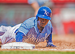 2013-08-25 MLB: Washington Nationals at Kansas City Royals