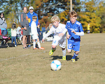 The Kick It 3v3 soccer tournament at Arlington, Tenn. on Saturday, November 2, 2013.