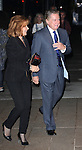 Regis Philbin & Joy Philbin attending the Memorial To Honor Marvin Hamlisch at the Peter Jay Sharp Theater in New York City on 9/18/2012.