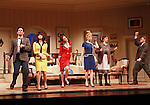 01-17-12 Boeing-Boeing - Dress Rehearsal - Matt Walton & cast - Paper Mill Playhouse, NJ