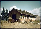 Sapinero station<br /> D&amp;RGW  Sapinero, CO