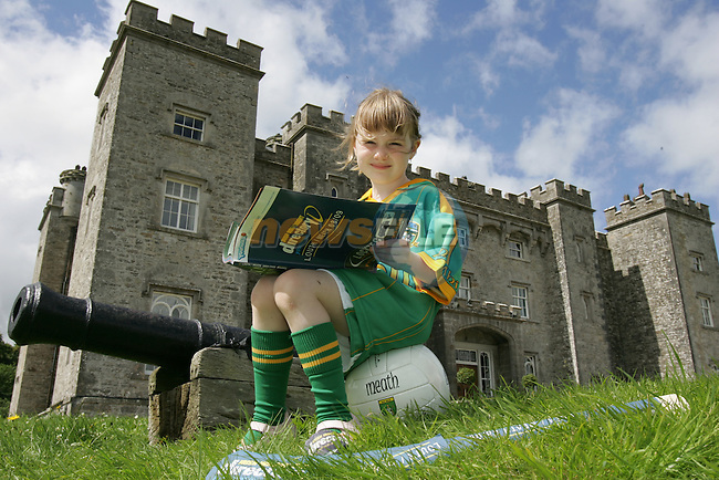 Lilly Harris at the Irish Independent Directory Launch for Louth/Meath at Slane Castle.....Photo: Fran Caffrey/ Newsfile.