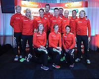 SCHAATSEN: Team Corendon, ©foto Martin de Jong