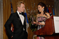 The 2009 American-Scandinavian Foundation Gala at the Pierre Hotel in New York City.
