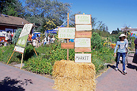5th Annual Garlic Festival, August 2013 (hosted by The Sharing Farm) at Terra Nova Rural Park, Richmond, BC, British Columbia, Canada - Directions to the Festivities