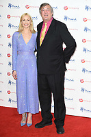 Fearne Cotton & Stephen Fry at the Virgin Money Giving Mind Media Awards at the Odeon Leicester Square, London, UK. <br /> 13 November  2017<br /> Picture: Steve Vas/Featureflash/SilverHub 0208 004 5359 sales@silverhubmedia.com