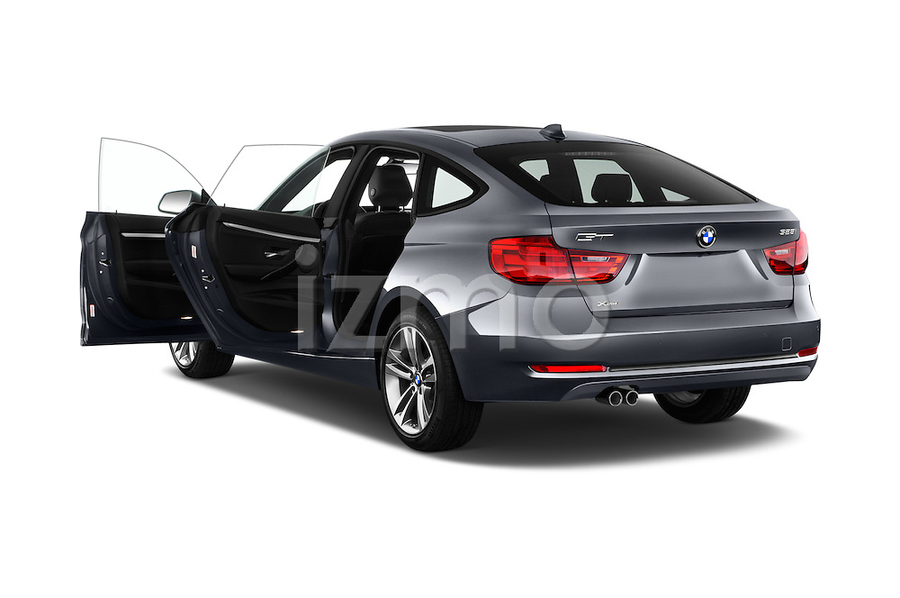 Car images of 2016 BMW 3 Series 328i 5 Door Hatchback Doors
