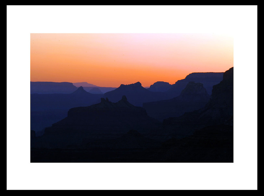 South Rim, Grand Canyon. © Andrew Shurtleff