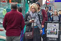 London Streetstyles, Tottenham Court Road Oxford Street junction