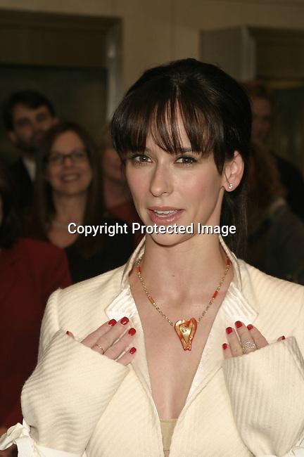 Jennifer Love Hewitt<br />ARIEL'S HEART OF HOPE <br />Neiman Marcus<br />Beverly Hills, CA, USA<br />Wednesday, December 10, 2003   <br />Photo By Celebrityvibe.com/Photovibe.com