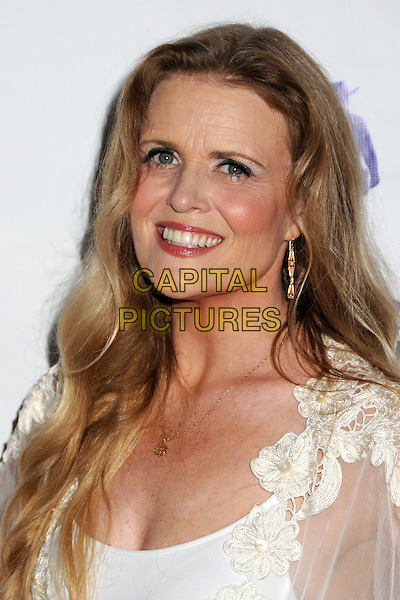 TIERNEY SUTTON.'What A Pair! 7' Celebrity Concert to Benefit the John Wayne Cancer Institute held at The Broad Stage, Santa Monica, CA, USA..September 26th, 2009.headshot portrait white sheer lace .CAP/ADM/BP.©Byron Purvis/AdMedia/Capital Pictures.