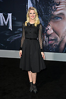 LOS ANGELES, CA. October 01, 2018: Katie Gill at the world premiere for &quot;Venom&quot; at the Regency Village Theatre.<br /> Picture: Paul Smith/Featureflash