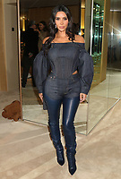 "NEW YORK, NY - NOVEMBER 6, 2019 Kim Kardashian West attends the Kanye West ""Follow God"" music video presentation at the Burberry Store, November 6, 2019 in New York City. <br /> CAP/MPIWG<br /> ©WG/MPI/Capital Pictures"