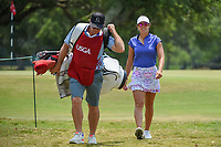 Maria Fassi (MEX) heads for the tee on 2 during round 4 of the 2019 US Women's Open, Charleston Country Club, Charleston, South Carolina,  USA. 6/2/2019.<br /> Picture: Golffile | Ken Murray<br /> <br /> All photo usage must carry mandatory copyright credit (© Golffile | Ken Murray)