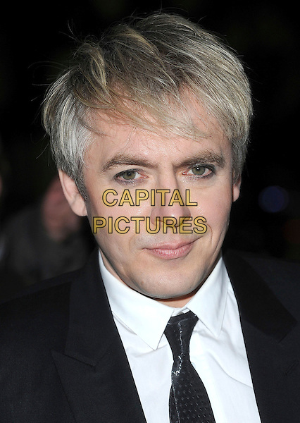NICK RHODES .Attending the British Comedy Awards 2011 at Indigo, The O2 Arena, London.England, UK, January 22nd, 2011..arrivals portrait headshot black tie white shirt .CAP/BEL.©Tom Belcher/Capital Pictures.