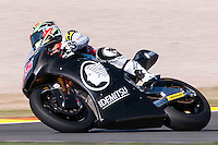 Azlan Shah at pre season winter test IRTA Moto3 & Moto2 at Ricardo Tormo circuit in Valencia (Spain), 11-12-13 February 2014