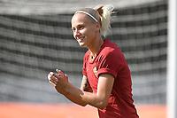 Kaja Erzen of AS Roma  <br /> Roma 8/9/2019 Stadio Tre Fontane <br /> Luisa Petrucci Trophy 2019<br /> AS Roma - Paris Saint Germain<br /> Photo Andrea Staccioli / Insidefoto