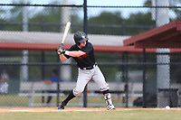 Braeson Fulton (64) of Riverheads High School in Staunton, Virginia during the Under Armour Baseball Factory National Showcase, Florida, presented by Baseball Factory on June 12, 2018 the Joe DiMaggio Sports Complex in Clearwater, Florida.  (Nathan Ray/Four Seam Images)