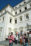 La Reggia di Venaria Reale. 2007..Venaria Reale, residence of the Royal House of Savoy..Ph. Marco Saroldi/Pho-to.it