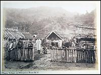 Victorian travels of Scottish worker.